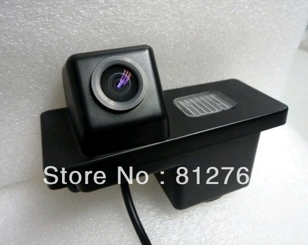 High Quality CCD Rearview Camera for Ssangyong kyron Rexton reverse camera with 170 Degree Lens Angle Night Vision waterproof