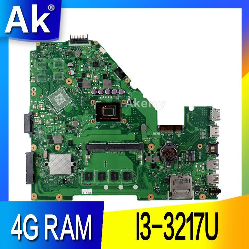 AK X550CA scheda madre Del Computer Portatile per ASUS X550CA X550CC X550CL R510C Y581C X550C X550 Prova mainboard originale 4G di RAM I3-3217UAK X550CA scheda madre Del Computer Portatile per ASUS X550CA X550CC X550CL R510C Y581C X550C X550 Prova mainboard originale 4G di RAM I3-3217U