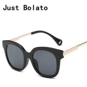 46d825755220 Just Bolato 2018 Sunglasses Women Vintage Sun Glasses Retro
