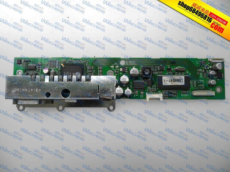 Free Shipping>I BM 6653 T545H logic board 6870T355A12 driver board-Original 100% Tested Working original binding logic board 6870c 0421av1255fhdrowcontolver1 0 logic board