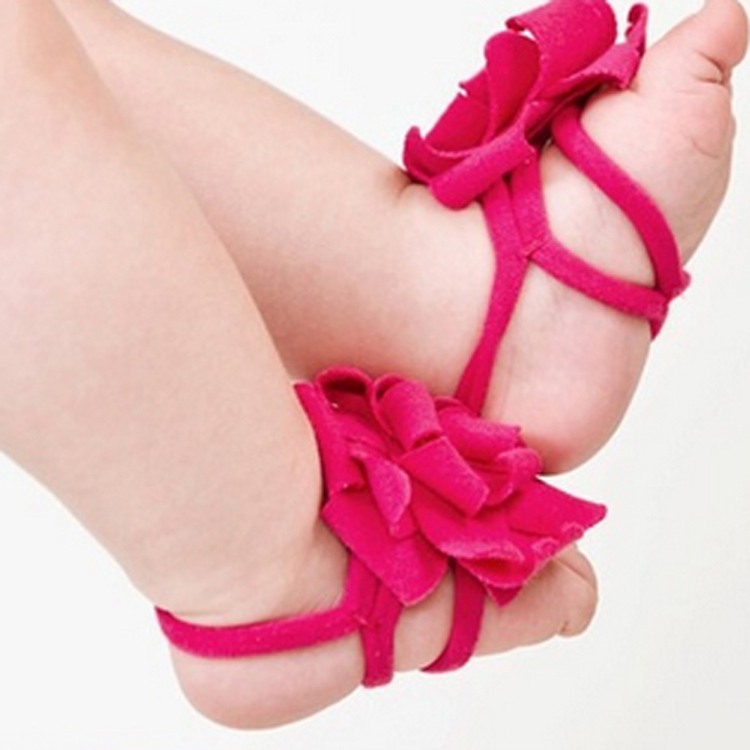 Top Quality Children Footwear First Walkers Best Gift Cute Baby Flower Shaped Toddler Shoes