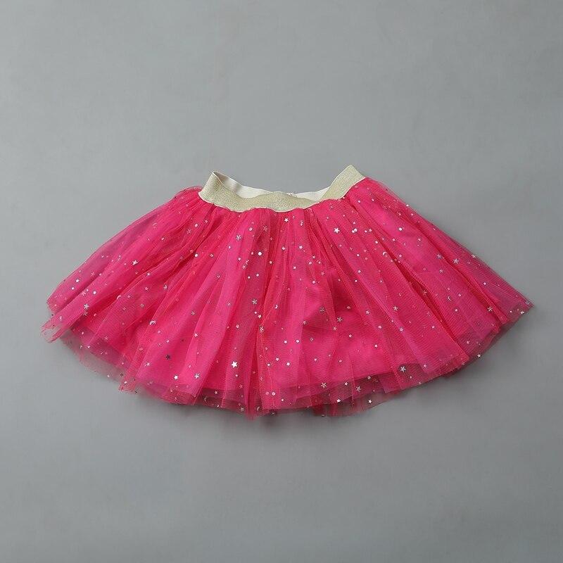 Baby Girl Tutu Skirt Girls Skirts Toddler Princess Mini Pettiskirt Party Dance Tulle Skirts Girls Clothes Children Outfits