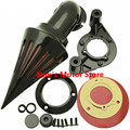 Harley XL883n XL1200n Sportster Modified Motorcycle Air Filter Assembly