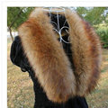 Scarf Hat Glove Sets Collars fake fox fur collar  imitation raccoon fur collar  scarf winter fashion collars scarves
