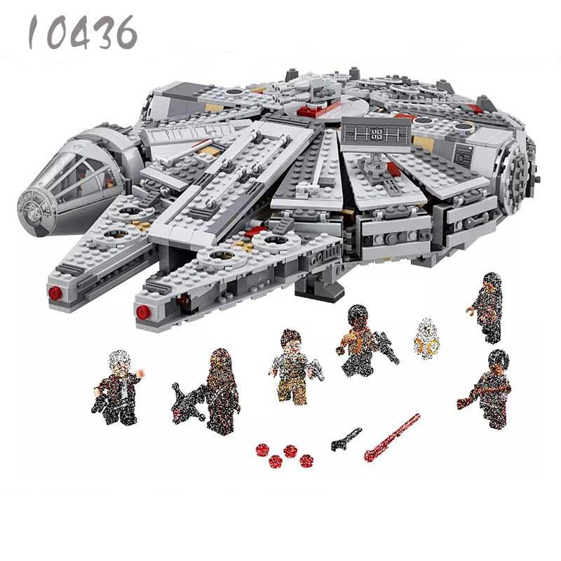 Bela 05007 Star 10467 War model Action figures set Building Blocks Bricks Toys Spacecraft Compatible 75105