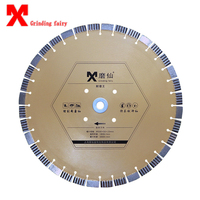 MX The high Tooth Durable King 500mm Concrete Road Cutting Strip Open Wall Broken Diamond Saw Blade