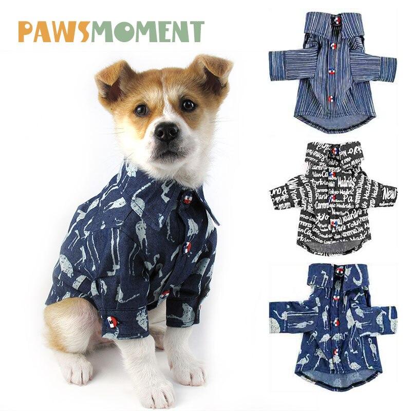 ᐅNuevas mascotas primavera ropa para perros pequeños verano ...