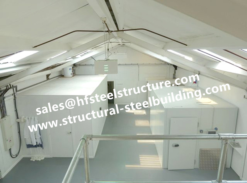 Chinese fruit cold storage design for commercial use and modular
