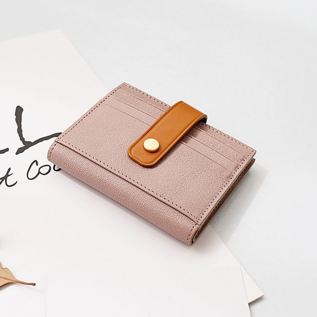 Bemoreal business card holder womens purse small genuine leather bemoreal business card holder womens purse small genuine leather fashion credit cards case for plastic card colourmoves