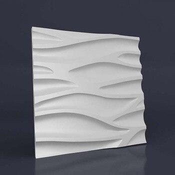3D формы для бетон гипс, штукатурка, плитка, резиновые формы, декоративные настенные формы 50*50 см