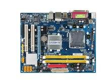 Livraison gratuite 100% d'origine carte mère pour Gigabyte GA-G31M-S2L G31 motherboard LGA 775 DDR2 Desktop Boards