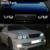 Para a Toyota X100 Chaser RGB LED farol angel eyes kit de halo carro styling acessórios 1996 1997 1998 1999 2000 2001