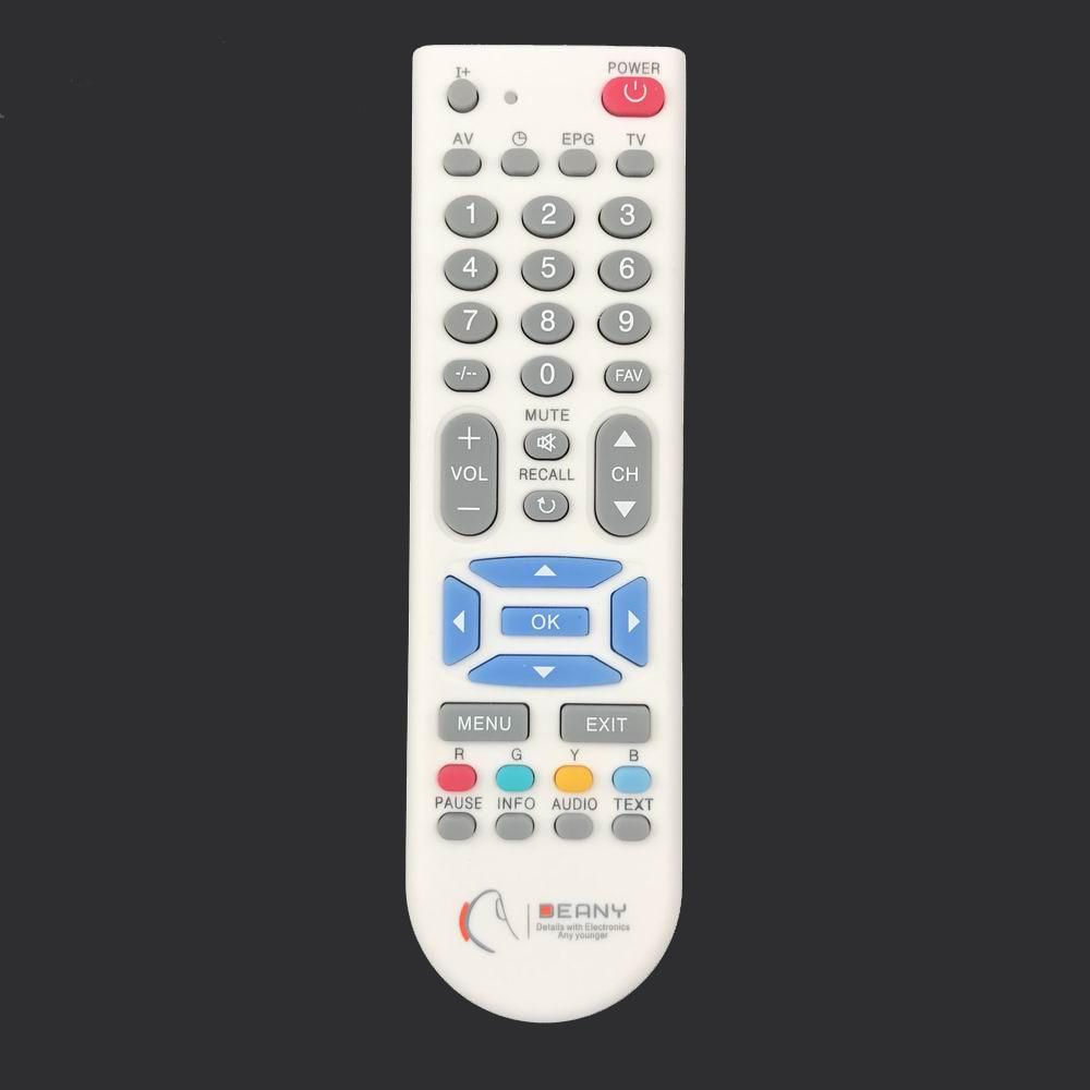 New For DEANY YP-00017 AV TV System Remote Control USB Remote Controller Fernbedienung