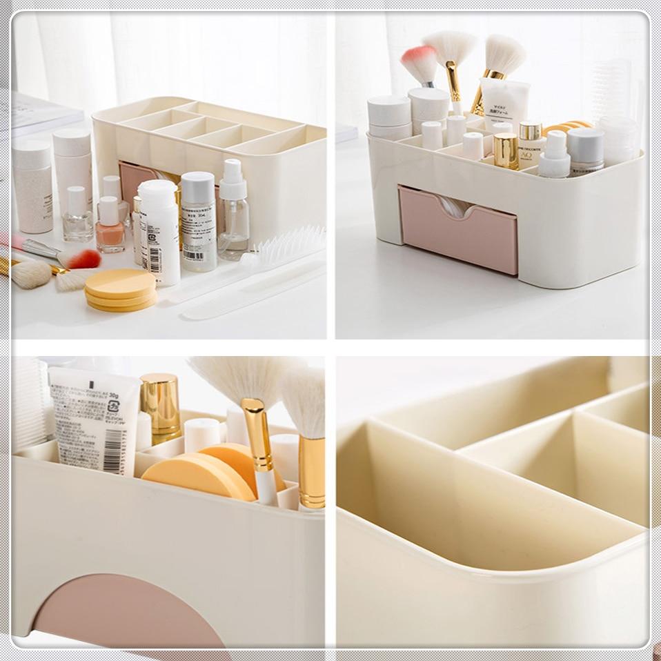HTB1Y4thmAUmBKNjSZFOq6yb2XXa0 - Msjo Makeup Box  Jewelry Necklace Nail Polish Earring Plastic Organizer Storage Box
