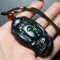 100% Natural XINJIANG HETIAN Jade necklace Pendant Buhhda Pendant HETIAN JADE Pendant Stone Mens jewelry for men