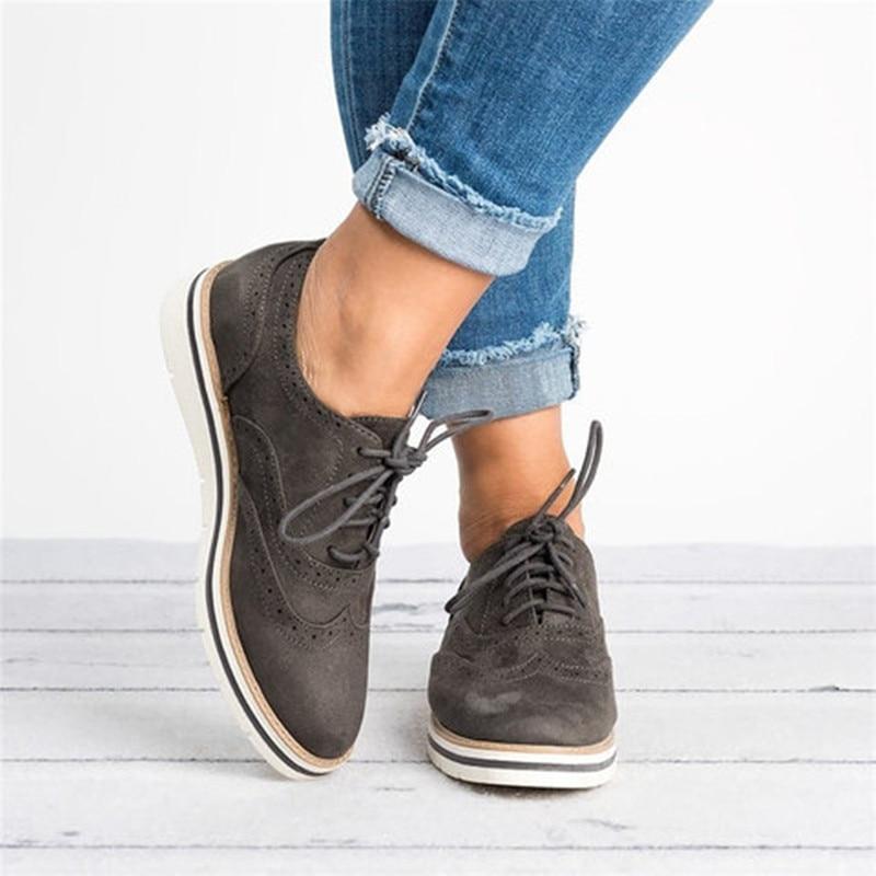 Gran Las 43 negro 35 Casuales Nuevas Tamaño Tenis Zapatos Beige Encaje Pisos azul Diseño Para Mujeres Moda 2019 rosado caqui Mujer Ligero De Plus 7nFpxF