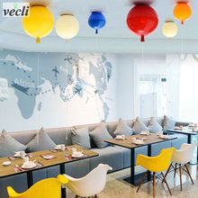 D250mm balloon  ceiling lamps, children room cute ball lampshade, living dining room bedroom Cozy Lamp  decoration lighting