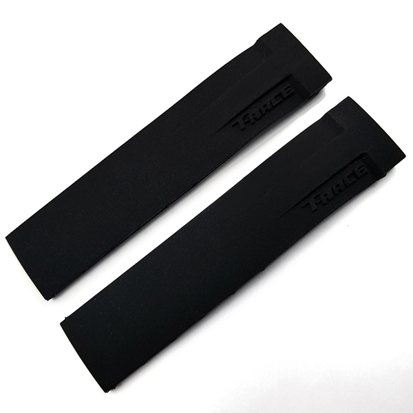 Sports Silicone Watch Bands For Tissot T048 T048.417 Watch WatchStrap T-Race T-Sports Watchband Bracelet Waterproof Soft Rubber | Watchbands