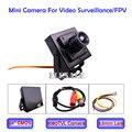 """1/4 """"3.6mm 1080TVL CMOS Mini Câmera De Segurança Home CCTV Micro Câmera de Vigilância FPV Foto Aérea Quadcopter Zangão"""