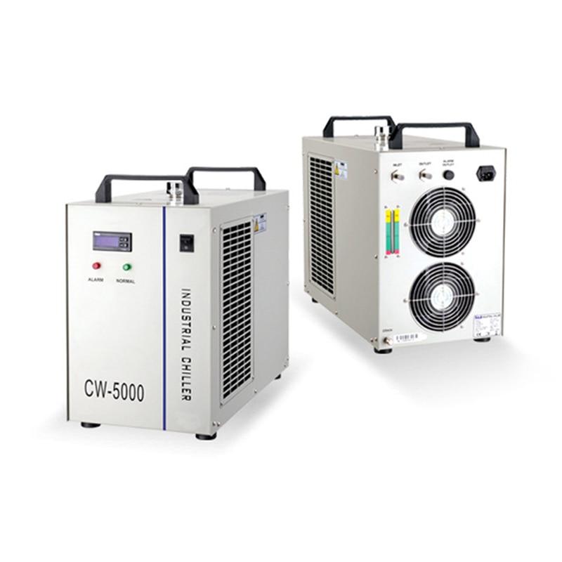 CO2 laser chiller CW5000 water chiller laser machine 220V industrial water chiller CW 5000 chiller
