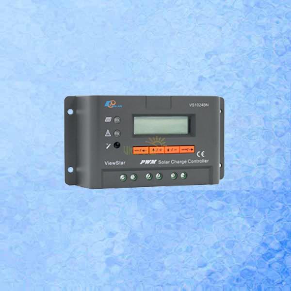 EPSOLAR VS1024BN Viewstar 10A 12V 24V Auto EP PWM Solar Charge Controller LCD Display