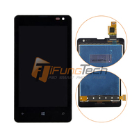 100 Tested Original New 800 480 4 0 Inch Display For NOKIA Microsoft Lumia 435 N435