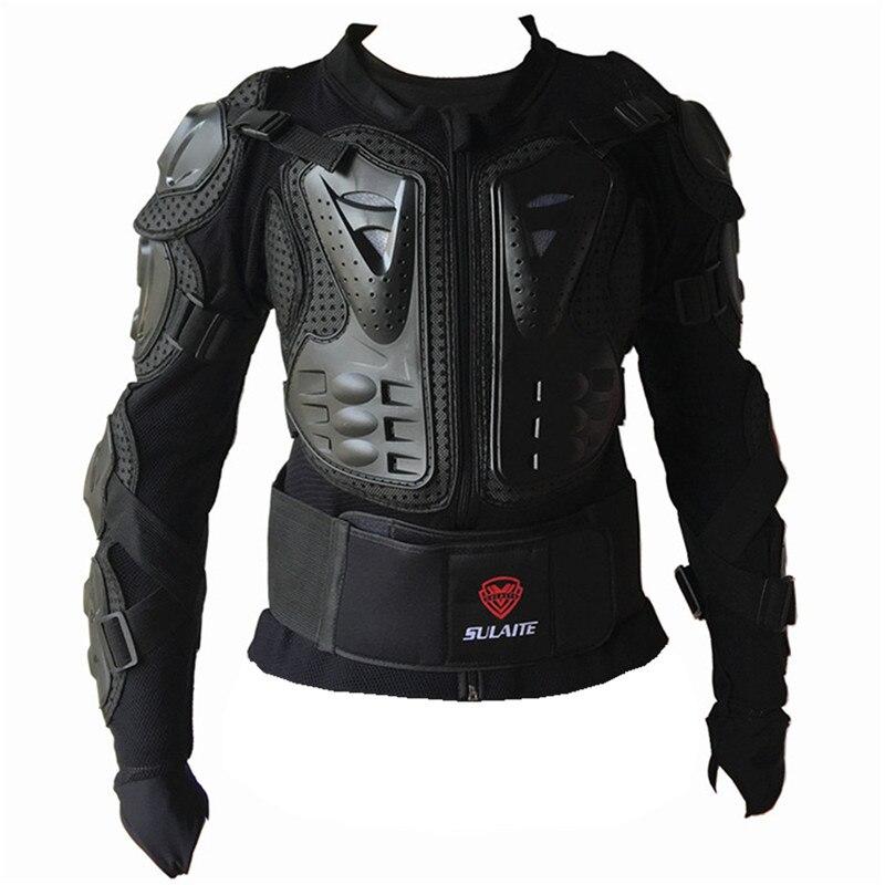 BA-03 série Moto Veste Haute Qualité moto cross body armor S M L XL XXL XXXL taille disponible pour homme et femme