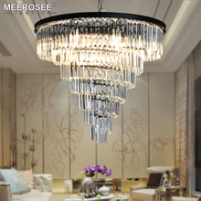 Luxury Crystal Chandelier Light Lustres Luminaires Hanging Lighting for Restaurant Hotel Crystal Lamp Drop Lamparas MD85047 traditional crystal chandeliers lighting gold palace light luxury hotel lamp for restaurant diameter40cm guaranteed100% 9052
