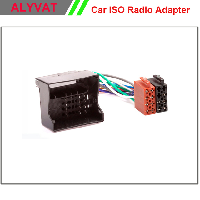 car iso stereo wiring harness for bmw rover land rover range rover rh aliexpress com