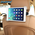 7 colores nueva cobao tablet sostenedor de la pc respaldo reposacabezas de coches de montaje para 7-11 pulgadas ipad gps dvd