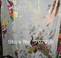 2015 new women's 100% silk Scarf wrap shawl Scarves scarf poncho mixed design 10pcs/lot #3331