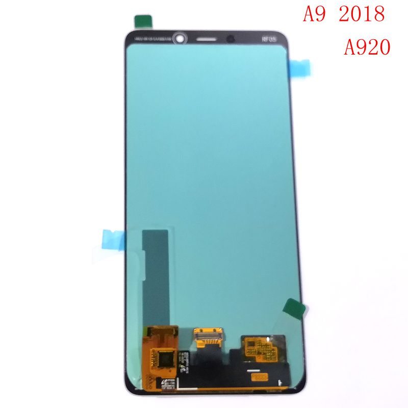 Amoled For Samsung Galaxy A9 2018 A920 SM-A920F A920M A920fn/ds A920T Amoled LCD With touch glass with display repair displayAmoled For Samsung Galaxy A9 2018 A920 SM-A920F A920M A920fn/ds A920T Amoled LCD With touch glass with display repair display