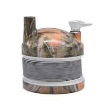 Hornet креативная Складная курительная трубка, пластиковое Оригинальное ведро, трава, табак, Pipa, курительная трубка