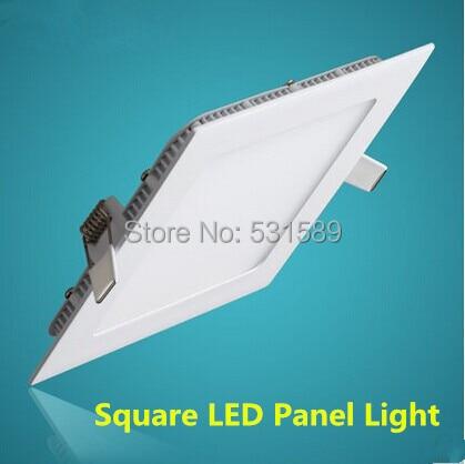 ⑧Новый 30 шт. тонкий квадратный <b>светодиодный светильник</b> 3 ...