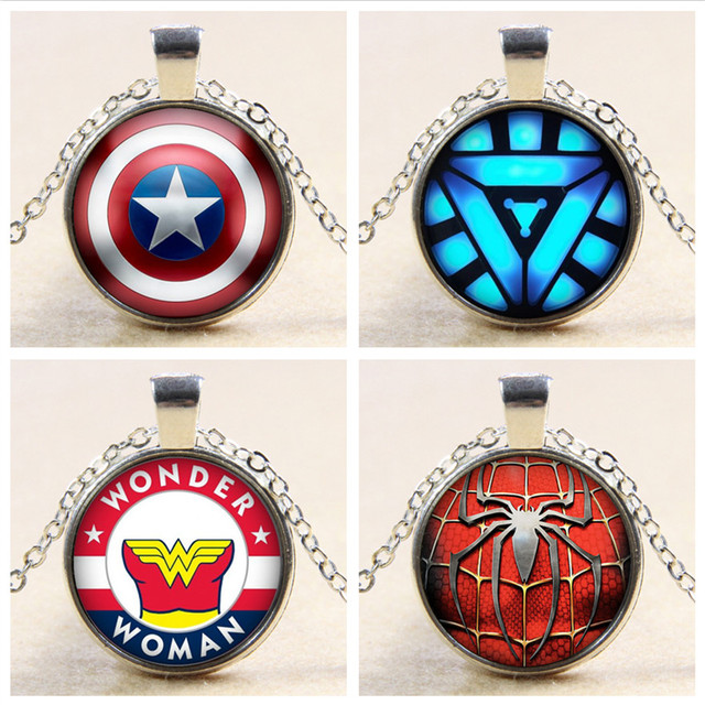 Aliexpress Buy Fashion Beauty Iron Man Spider Man Super Heroes