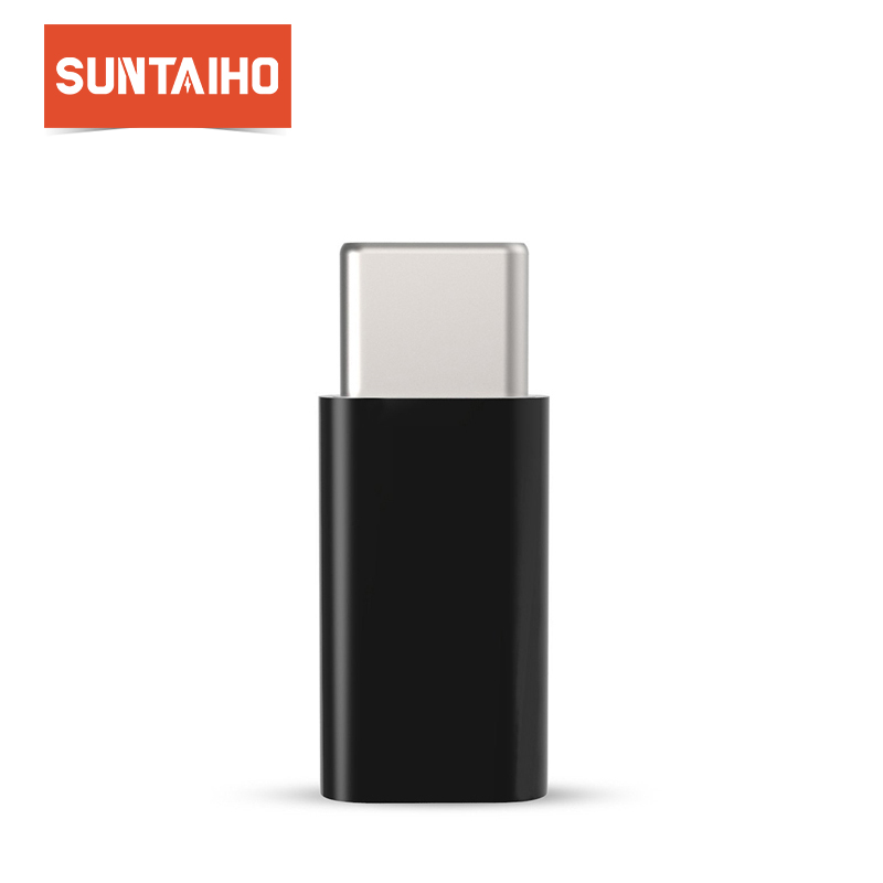 Suntaiho Micro USB To USB 3.1 Type-C Adapter For Xiaomi Lg G5 Nexus 5x 6p Oneplus 2 Macbook Type C Adapter Mobile Phones Adapter
