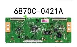 6870C 0421A Logic board dla/LCV12 55FHD wiersz sterowania Ver 1.0 połączyć z T CON podłączyć pokładzie w Obwody od Elektronika użytkowa na