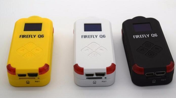 Hawkeye Firefly Q6 4K HD Mini Camera FPV Glight Camcorder QAV250 210 180 Drones