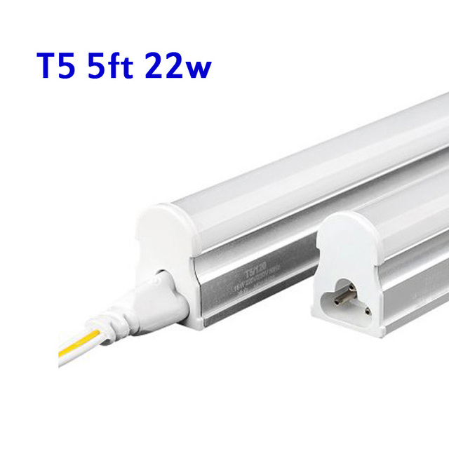 4 pcslot t5 5ft led tube light 22w bulbs outdoor integrated tube 4 pcslot t5 5ft led tube light 22w bulbs outdoor integrated tube motorhome light aloadofball Image collections