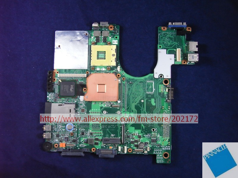 Motherboard for Toshiba Satellite A100 A110 V000068850 6050A2101801 100% nokotion sps v000198120 for toshiba satellite a500 a505 motherboard intel gm45 ddr2 6050a2323101 mb a01