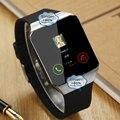 Smart watch dz09 2016 orange ouro branco preto relógios smartwatch bluetooth para ios android iphone cartão sim câmera de 1.56 polegada