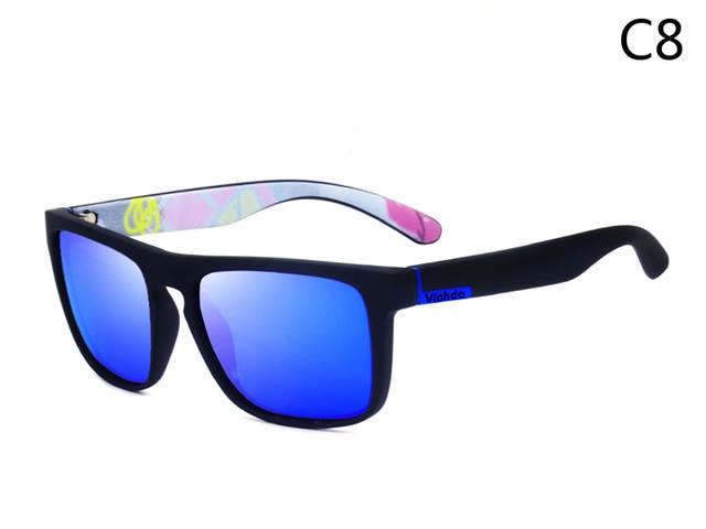 44a88cae9c607 Viahda 2018 Popular Marca Polarizada Esporte Óculos de Sol Óculos de Pesca  Óculos De Sol Masculino