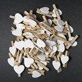 Мини Деревянный Колышек 30 мм Прищепку С 15 мм Белый Сердца ремесло Для Потертый Шик Старинные Свадебные Набор Из 30 ШТ. YXT8043x30