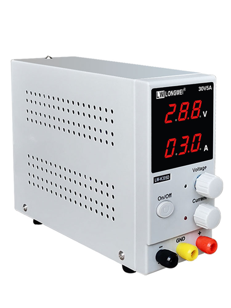 Mini DC regulated power supply LW-K305D 30V 5A Adjustable Switching Power LED Regulated laboratory