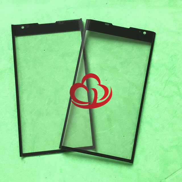Replacement LCD Front Touch Screen Glass Outer Lens For Blackberry priv stv100-2
