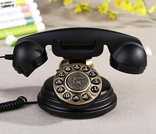 Analytisch 1925 Mode Antike Vintage Metall Haushalts Telefon Gut FüR Energie Und Die Milz