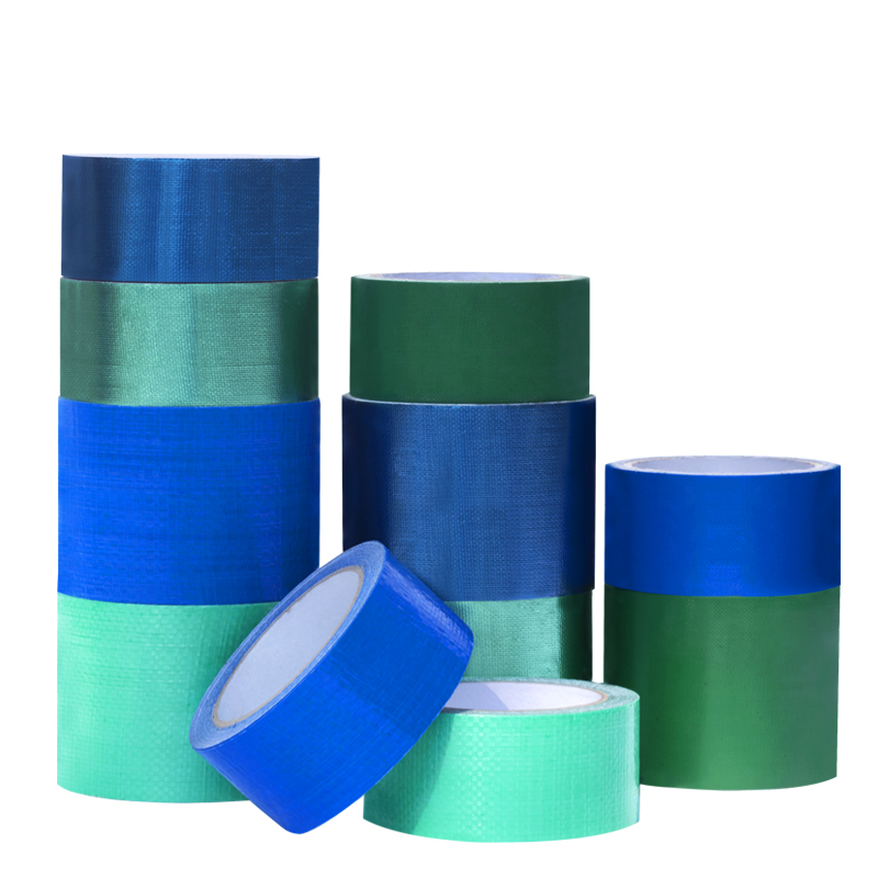 8M tent pipe repair Patches green blue Waterproof Resistant Awning Tarpaulin Kite Canvas Insulation Canopy sealing Masking tape
