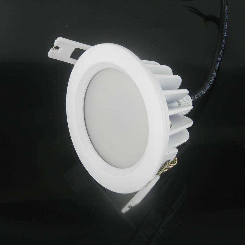 Անջրանցիկ IP65 AC 220V 7W / 10W / 12W / 15W / 18w / 20w / - Ներքին լուսավորություն - Լուսանկար 4