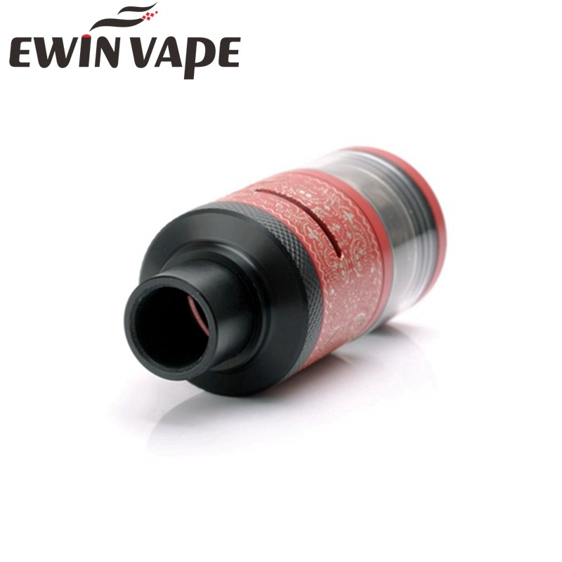 authentic-ijoy-limitless-rdta-plus-rebuildable-dripping-tank-atomizer-red-stainless-steel-63ml-25mm-diameter