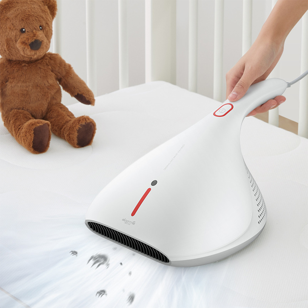 DEERMA Electric Anti Dust Mites Remover UV-C Vacuum Cleaner with 13000 PA Suction Power for Pillow mattresses and Sofa
